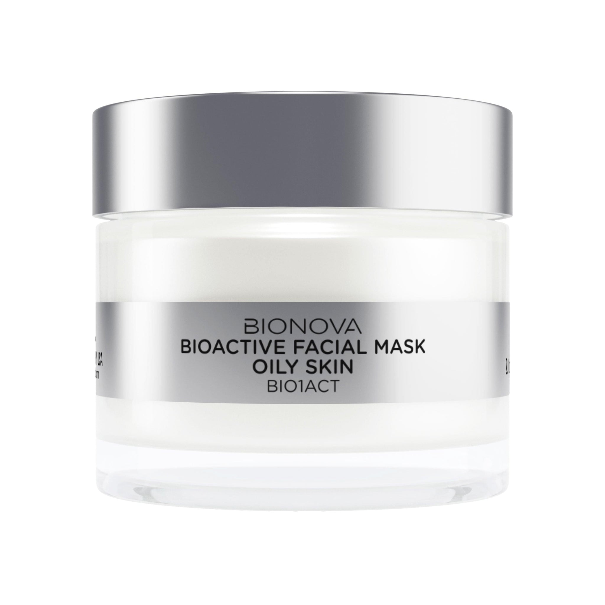 Bioactive Face Mask for Oily Skin | b°n Science