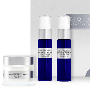 3-Step Skin Regimen Kit for Oily Skin | b°n Science