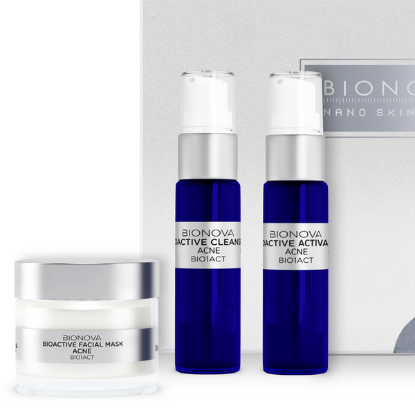 3-Step Skin Regimen Kit for Acne Skin