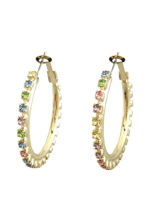 Billie Hoop Earrings - [www.unorthodox-boutique.com]