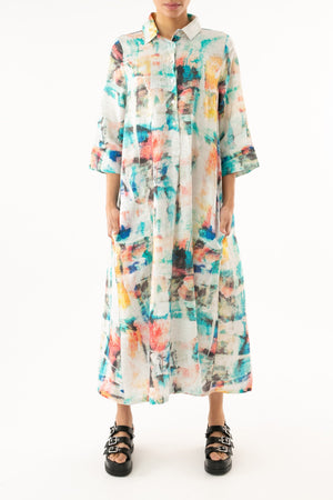 Brushstroke Dress - [www.unorthodox-boutique.com]