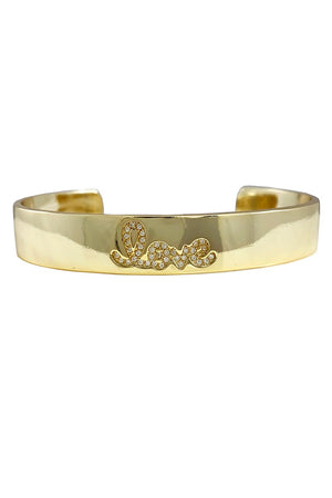 Love Bangle - [www.unorthodox-boutique.com]
