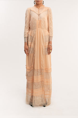 Mary Lace Dress - [www.unorthodox-boutique.com]