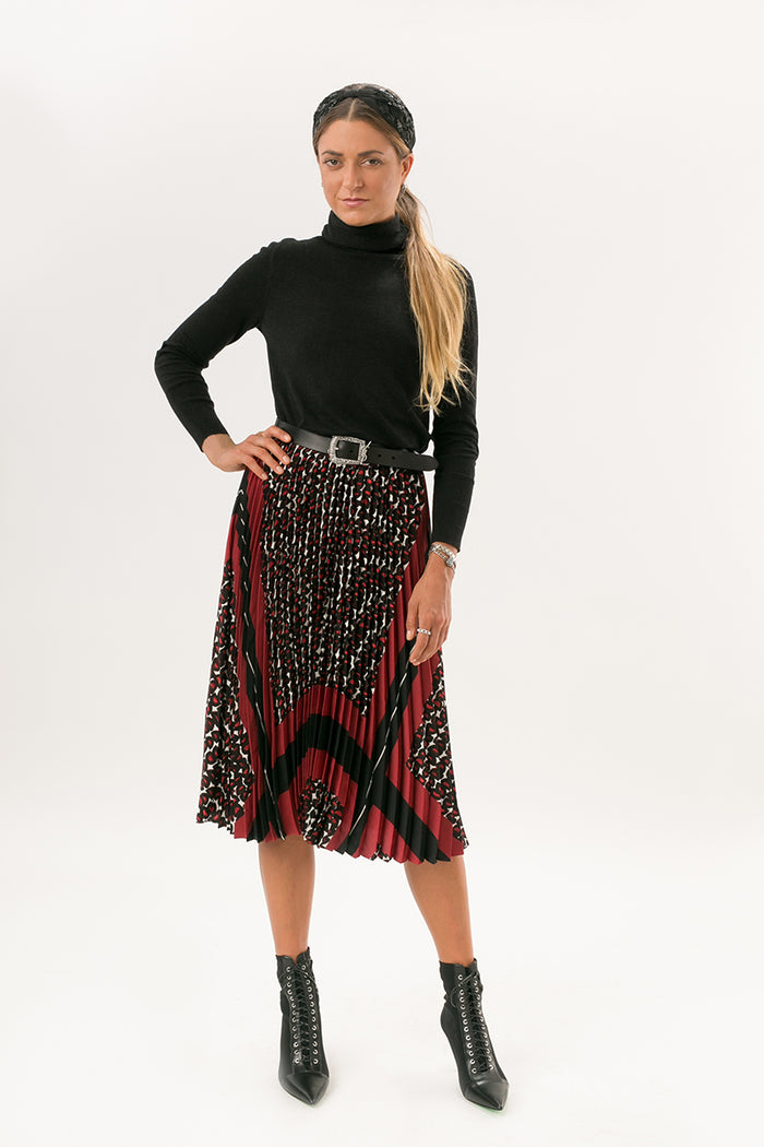 Darling Pleat Skirt
