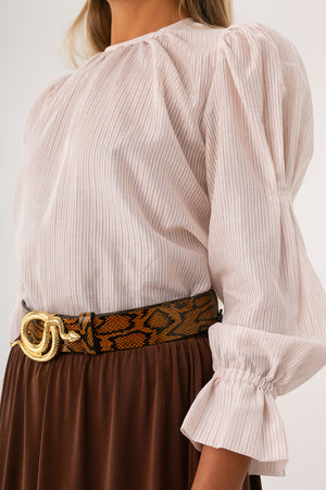 Milo Leather Belt - [www.unorthodox-boutique.com]