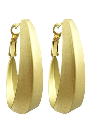 Arya Hoop Earrings - [www.unorthodox-boutique.com]