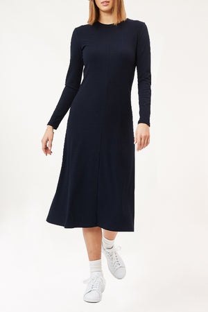 Nanomi Midi Dress - [www.unorthodox-boutique.com]