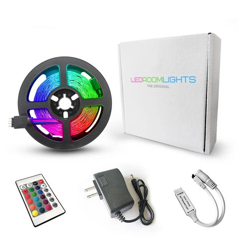 led strip lights - led room lights