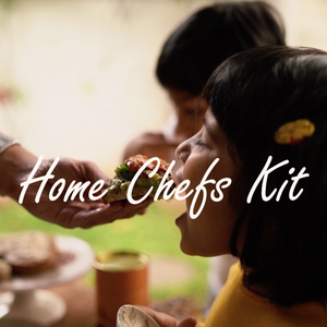 NEW! Home Chefs Kit - India Hemp and Co.