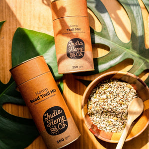 Hemp Seed Trail Mix - India Hemp and Co.