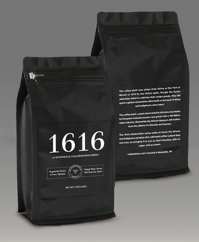 1616 Collaboration Roast #3 (Stay Golden)