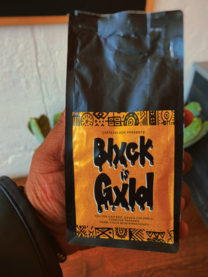 BLXCK IS GXLD (Colombia Yailton Caicedo) - Guji Mane Collection