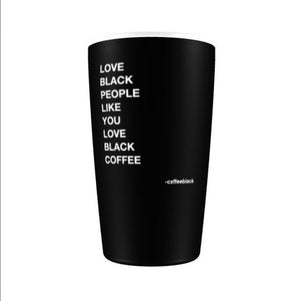 Love Black Miir 12oz Tumbler
