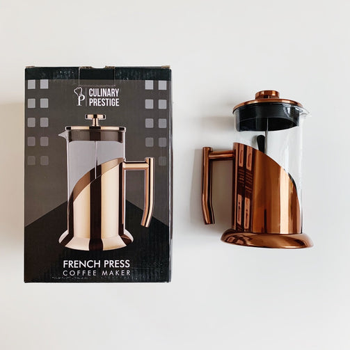 French Press from Culinary Prestige - Revolve Cafe