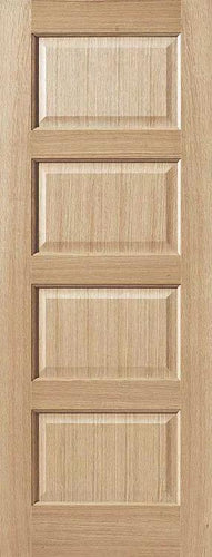 Four Stack Panel Door