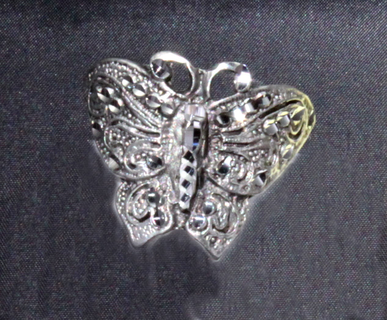 Small Butterfly B 154
