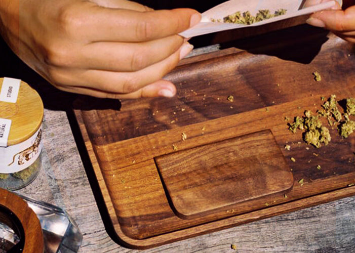 SHOP  ROLLING TRAYS