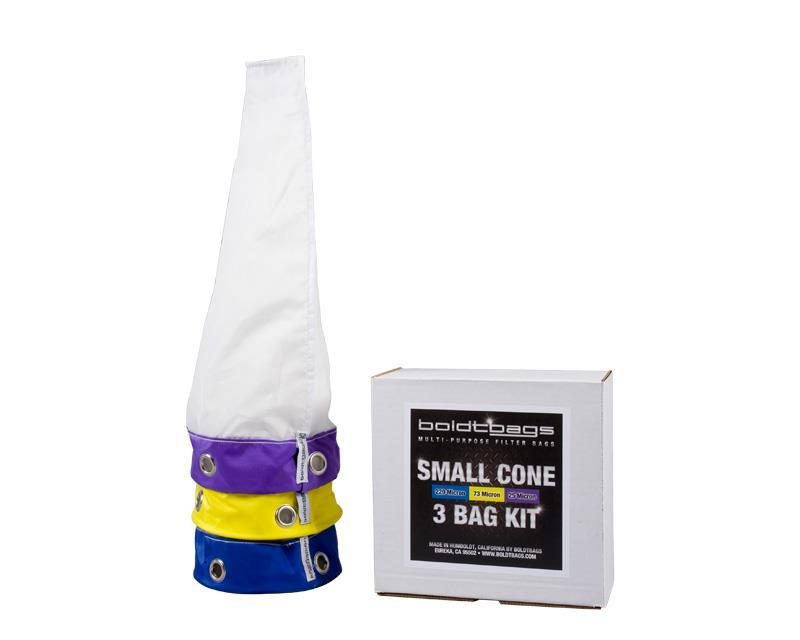 Boldtbags Small Cone - 3 Bag Kit
