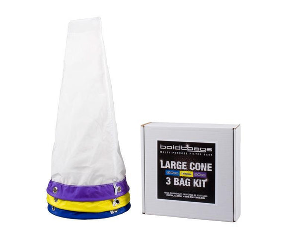 Boldtbags Large Cone - 3 Bag Kit