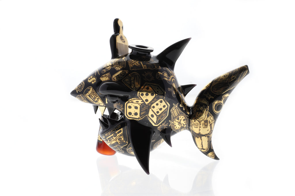 Niko x Slum Gold Shark Rig Collab
