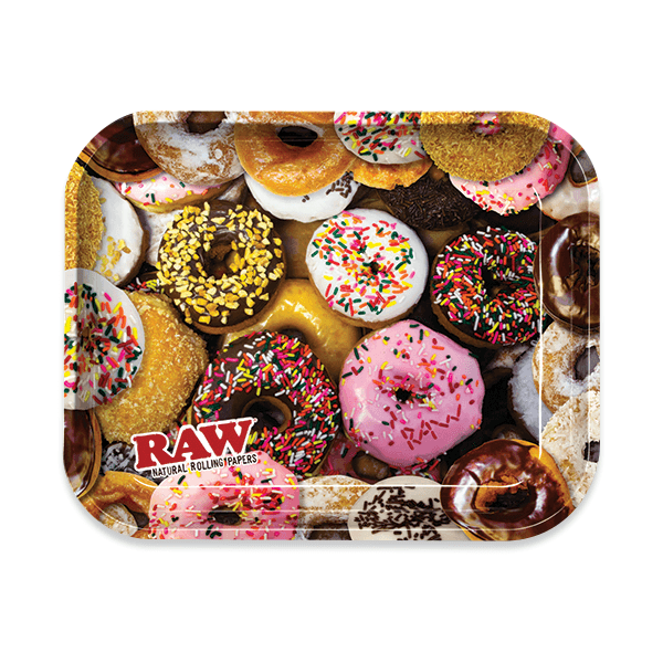 Raw Donut Tray