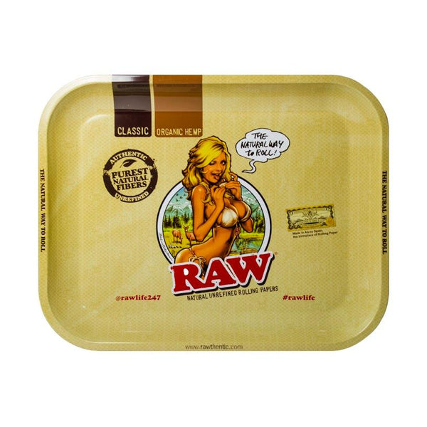 Raw Pin-Up Trays