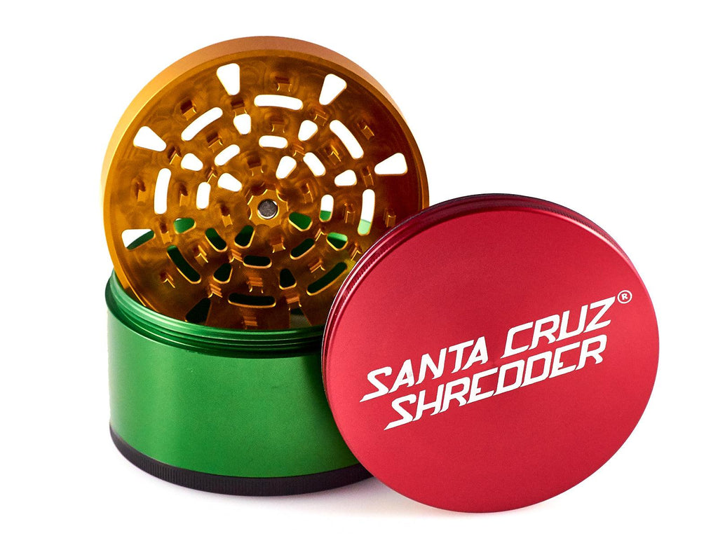Santa Cruz Shredder Extra Large 4 Piece