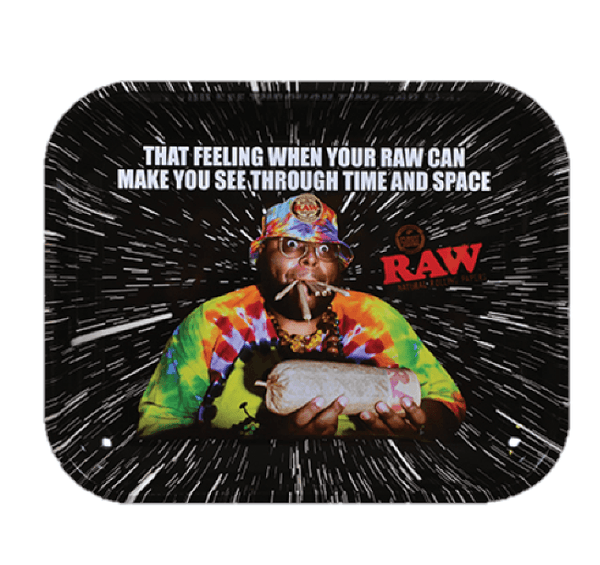 Raw Out of This World Tray
