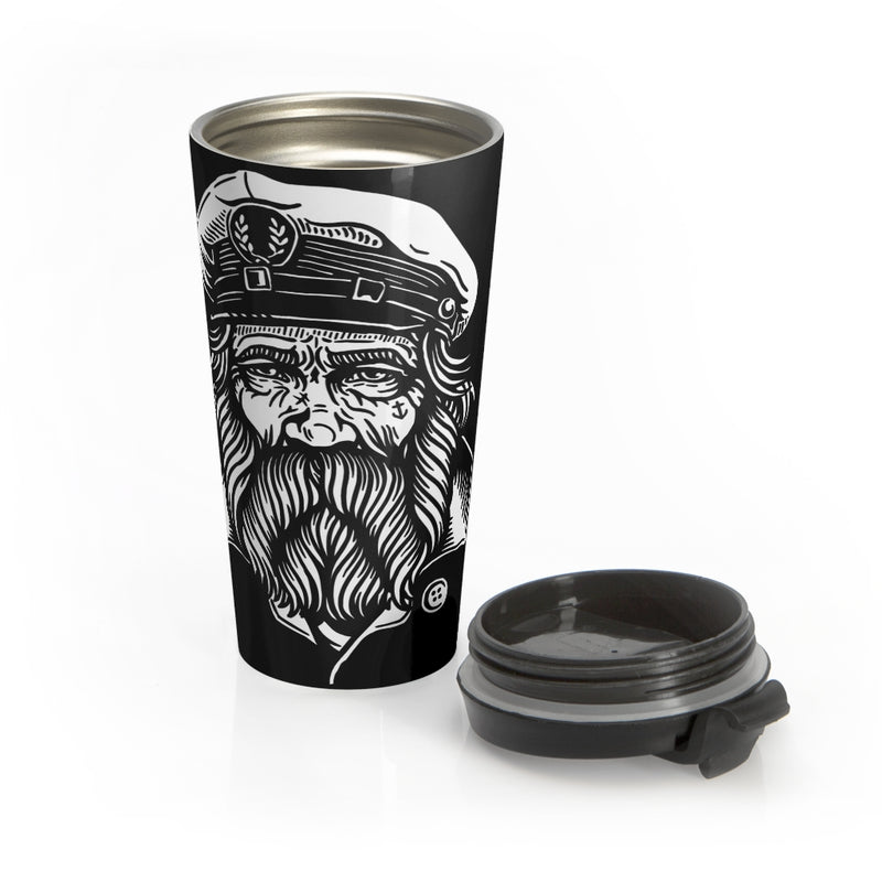 Sailor Jack Stainless Steel Travel Mug