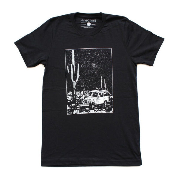 Desert Cruiser Tee - Black