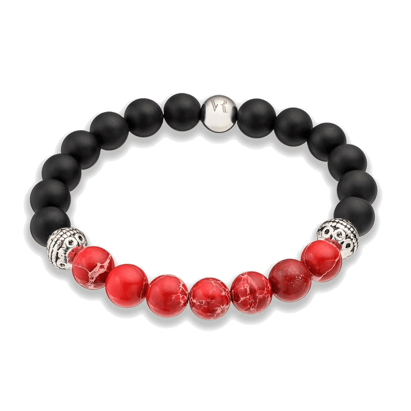 Lava Gemstone Bracelet by Vodrich