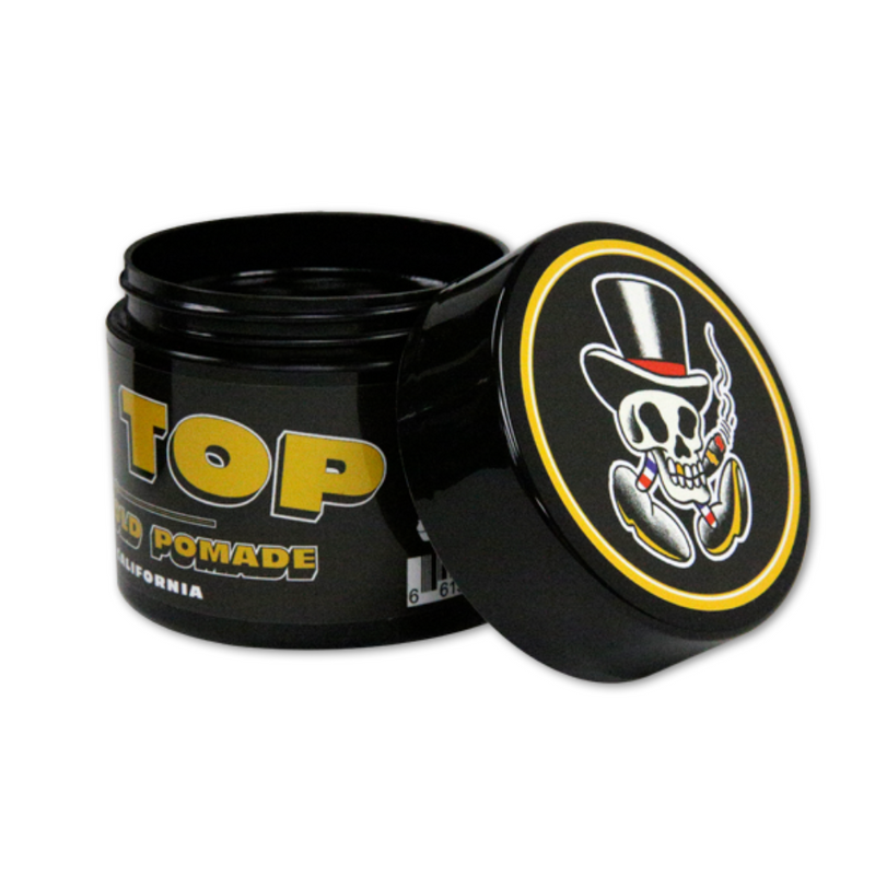 Mr Tip Top Dapper Strong Hold Pomade with Fresh Scent