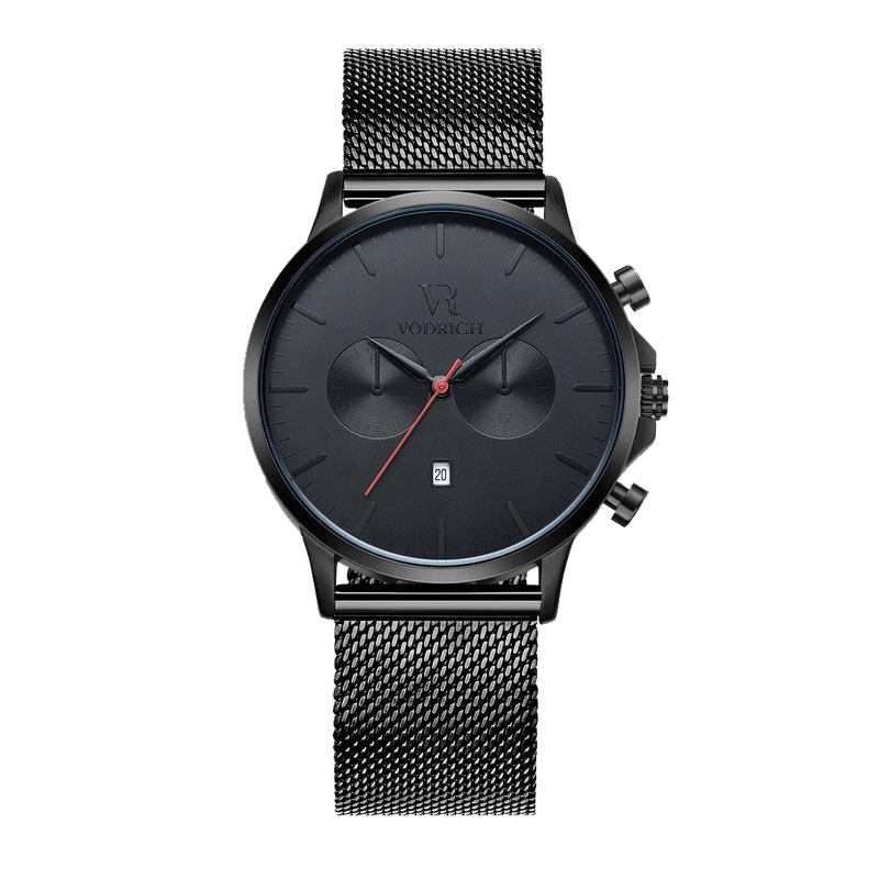 VR Chrono Black/Red by Vodrich