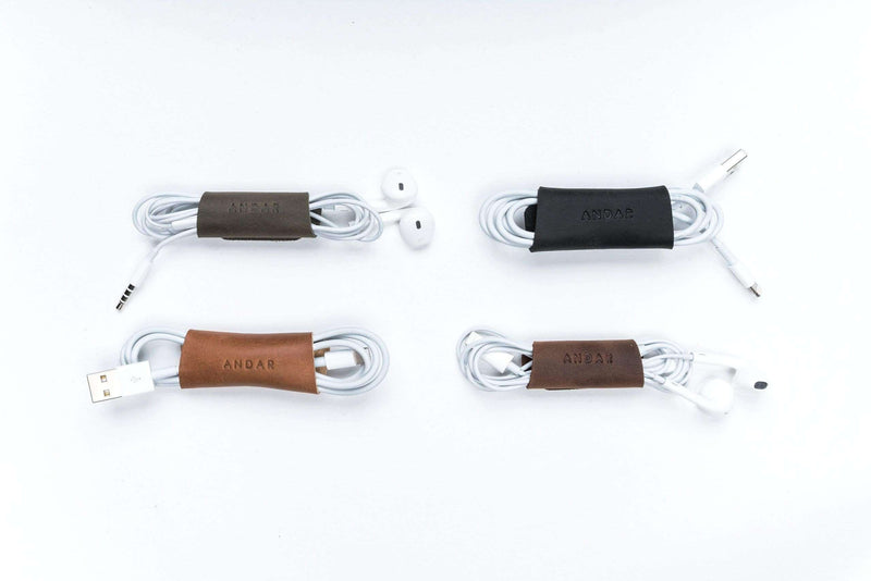 The Cord Burrito Combo by Andar Wallets