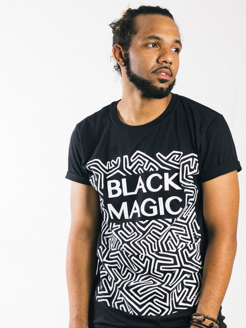 BLACK MAGIC T-SHIRT by Stuzo Clothing