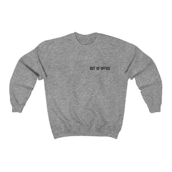 Out Of Office Heavy Blend™ Crewneck Sweatshirt