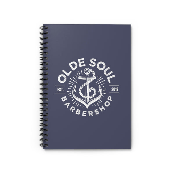 OSB Spiral Notebook - Ruled Line
