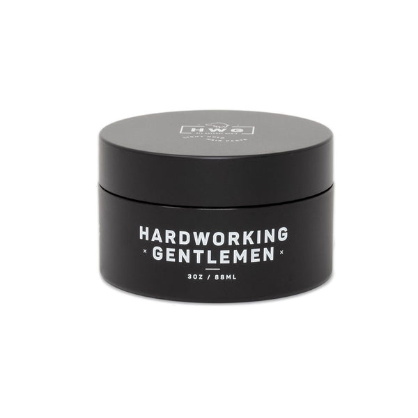 Hardworking Gentlemen Light Hold Hair Paste