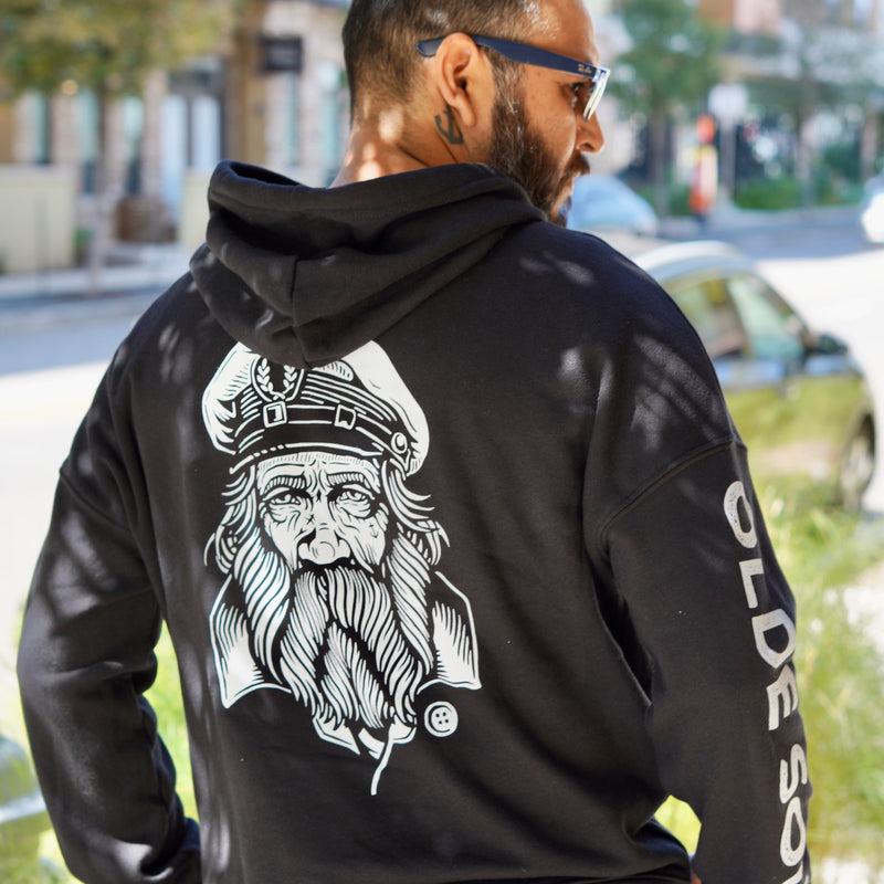 Sailor Jack Hooded Sweatshirt - Limited Edition