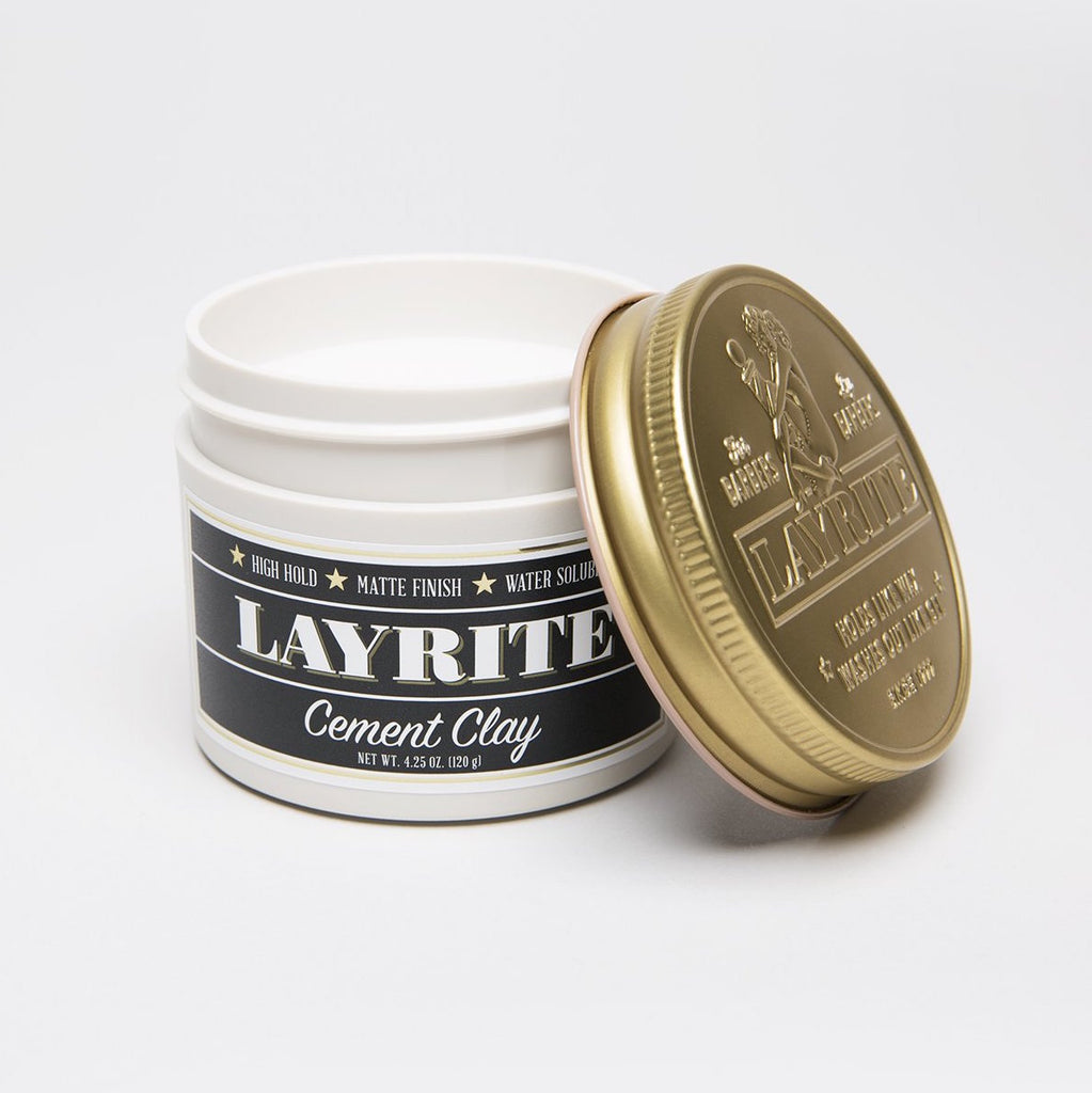 Layrite Cement Hair Clay