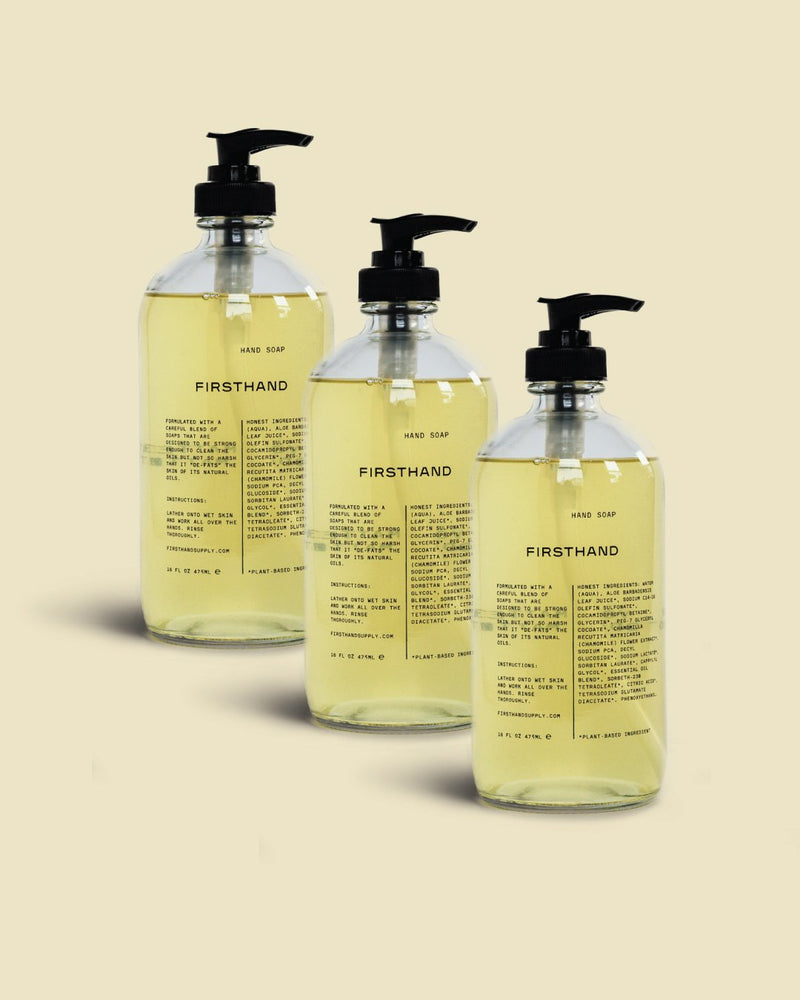 Every Sink Liquid Hand Soap Set by Firsthand Supply