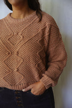 Load image into Gallery viewer, Your Favorite Sweater, Mauve