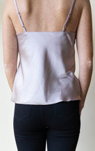 Load image into Gallery viewer, Her Own Motivation Top, Warm Gray