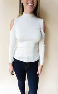 Impossible To Ignore Top, Ivory