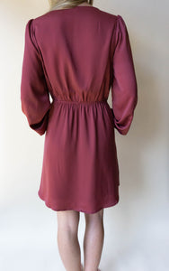 Wild Rambling Dress, Rose