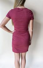 Load image into Gallery viewer, The Regina Dress, Berry