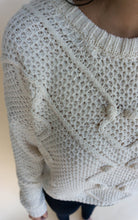 Load image into Gallery viewer, Your Favorite Sweater, Ivory