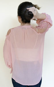 The Maggies Top, Blush