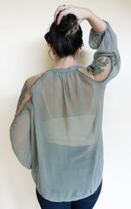 The Maggies Top, Olive