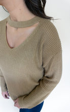 Load image into Gallery viewer, Never Neutral Sweater, Camel